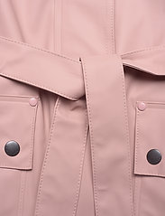Ilse Jacobsen - RAINCOAT - regnjakker - adobe rose - 3