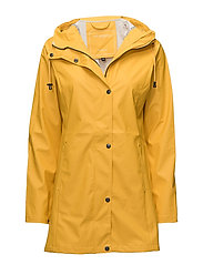 Raincoat - CYBER YELLOW