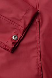 Ilse Jacobsen - Raincoat - regnjakker - deep red - 3