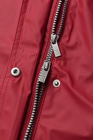 Ilse Jacobsen - Raincoat - regnjakker - deep red - 4