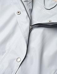 Ilse Jacobsen - Raincoat - regnjakker - white blue - 2