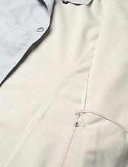 Ilse Jacobsen - Raincoat - regnjakker - white blue - 4