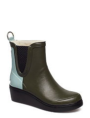WOMENS RAIN BOOT - ARMY