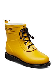 SHORT RUBBERBOOT - CYBER YELLOW