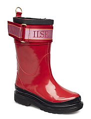 3/4 RUBBER BOOTS - DEEP RED