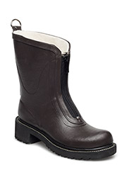 Rubber boots - BROWN