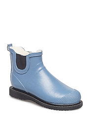 Rain boot short - MOONSTONE