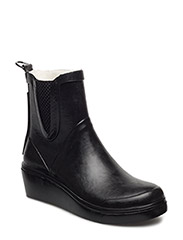 WOMENS WEGDE RUB - BLACK