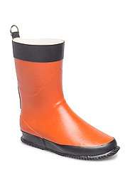 SHORT RUBBER BOOT - LIGHT BRICK