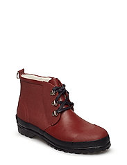 Rubber boots - BRICK RED