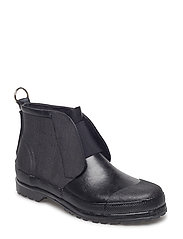 RUBBER BOOT - 01 BLACK