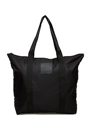 WOMEN'S SHOPPER - BLACK