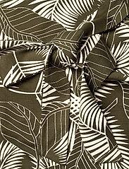 Ilse Jacobsen - Dress - hverdagskjoler - deep olive - 3