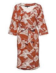 Dress - REDWOOD