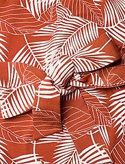 Ilse Jacobsen - Dress - hverdagskjoler - redwood - 3