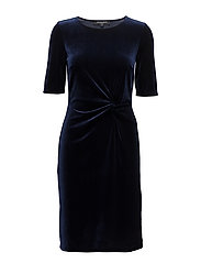 DRESS - DARK INDIGO