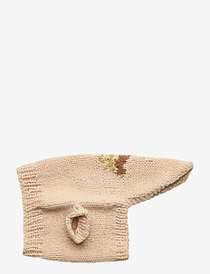 Dog Knit - hondenaccessoires - natural