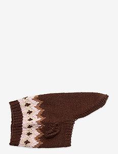 Dog Knit - accessoires pour chiens - brown