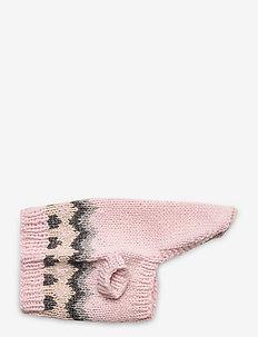 Dog Knit - accessoires pour chiens - wild rose
