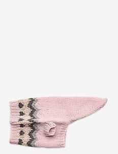 Dog Knit - hundezubehör - wild rose