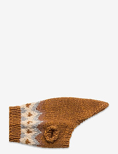Dog Knit - hondenaccessoires - rust