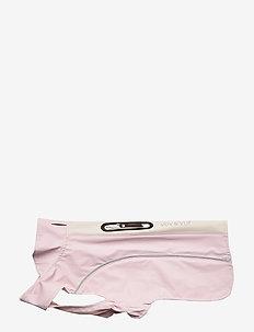 Dog Rain Cover - hundetilbehør - lavender pink