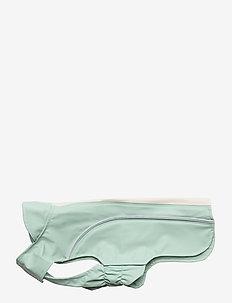 Dog Rain Cover - accessoires pour chiens - sea foam