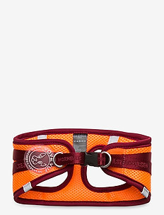 Dog Harness - hondenaccessoires - burnt henna red orange