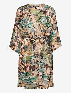 Kimono - kimonoer - soft coral