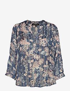 Shirt - langærmede skjorter - orion blue