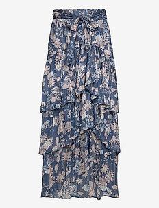 Skirt - maxi nederdele - orion blue