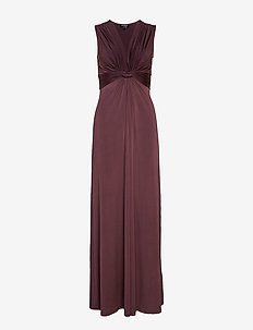WOMENS LONG DRESS - MADEIRA