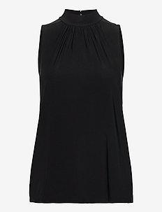 TOP - blouses sans manches - black