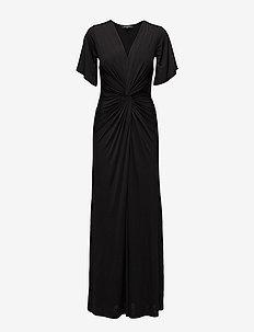 LONG DRESS - BLACK