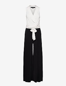 Jumpsuit - jumpsuits - white sugar and black