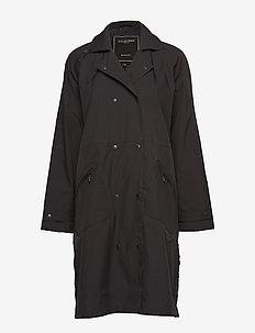 RAIN COAT - płaszcze przeciwdeszczowe - black