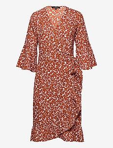 Dress - sukienki letnie - redwood