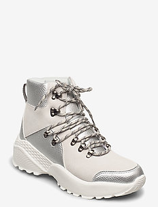 WINTER SNEAKERS - baskets montantes - silver