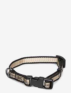 Dog Collar for Puppies - hondenaccessoires - black platin