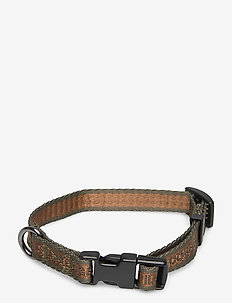 Dog Collar for Puppies - hondenaccessoires - army otter