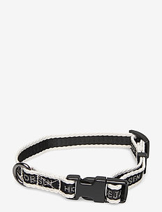 Dog Collar for Puppies - accessoires pour chiens - black white sugar