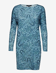 DRESS - COUNTRY BLUE