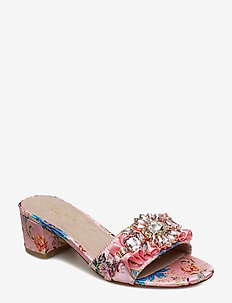 PUMPS - ROSY PINK