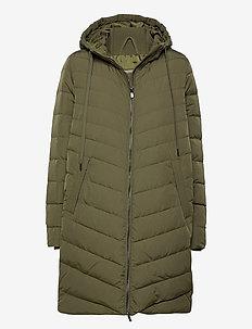 DOWN COAT - manteaux d'hiver - army