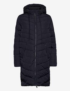 DOWN COAT - manteaux d'hiver - dark indigo