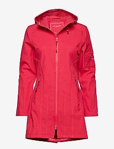 RAIN07B - płaszcze przeciwdeszczowe - warm pink