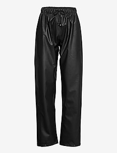 TROUSERS - regenbekleidung - black
