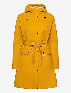 RAINCOAT - vêtements de pluie - cyber yellow