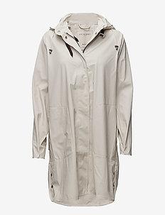 RAINCOAT - manteaux de pluie - milk creme