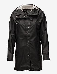Raincoat - manteaux de pluie - black
